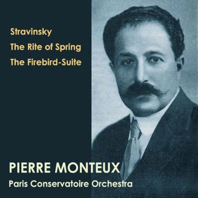 『春の祭典』、『火の鳥』 モントゥー&パリ音楽院管弦楽団(平林直哉復刻)