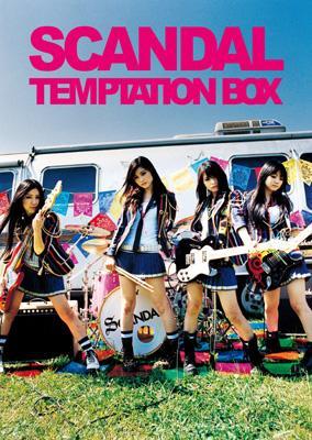 TEMPTATION BOX 【CD+フォト・ブック 完全生産限定盤】