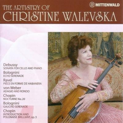The Artistry Of Christine Walevska