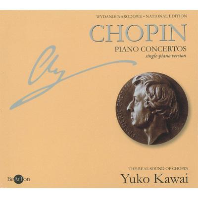 (Piano Solo)Piano Concertos Nos, 1, 2, : Yuko Kawai
