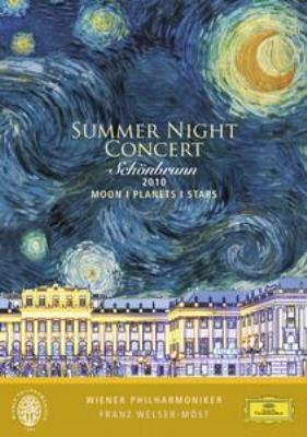 『シェーンブルン宮殿 夏の夜のコンサート2010』 ヴェルザー=メスト&ウィーン・フィル、ブロンフマン