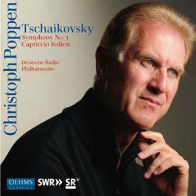 交響曲第1番『冬の日の幻想』、イタリア奇想曲 ポッペン&ドイツ放送フィル