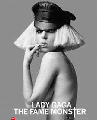 Lady Gaga ミニポスター(M-354)