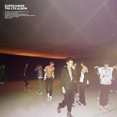 SUPER JUNIOR 4TH ALBUM 第4集 『美人(BONAMANA)』
