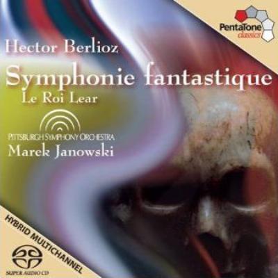 幻想交響曲、序曲『リア王』 ヤノフスキ&ピッツバーグ交響楽団