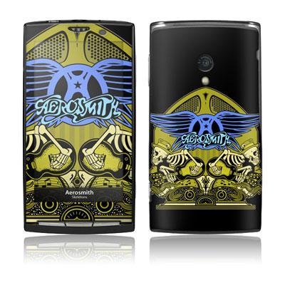 MUSICSKINS / Aerosmith -Skeletons(Xperia用)