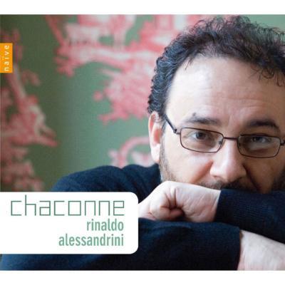 『シャコンヌ』〜チェンバロによるシャコンヌとパッサカリア アレッサンドリーニ