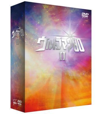 ウルトラマン80 DVD30周年メモリアルBOX II<最終巻> 激闘!ウルトラマン80編