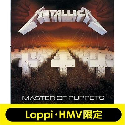 Master Of Puppets (紙ジャケット)【Loppi・HMV限定再プレス盤】