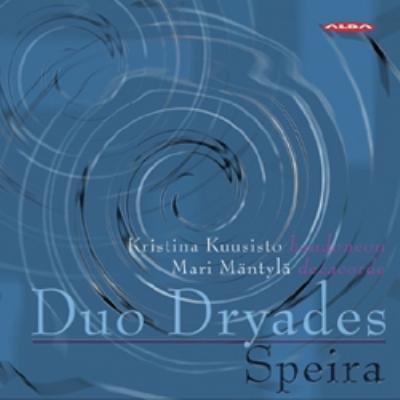 『スピーラ〜10弦ギターとバンドネオンのための作品集』 デュオ・ドリュアデス