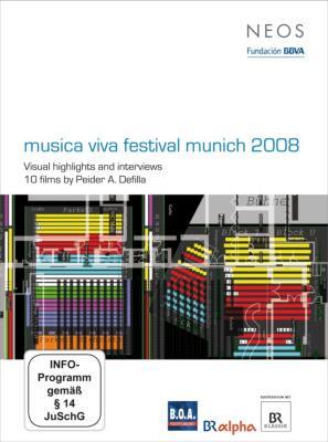『ムジカ・ヴィヴァ・フェスティバル・ミュンヘン2008ヴィジュアル・ハイライト』