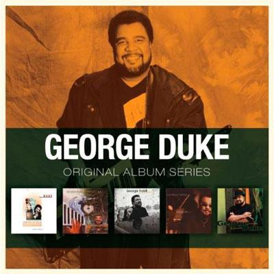 5cd Original Album Series Box Set
