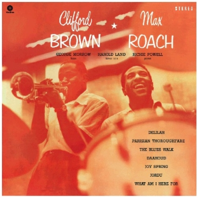 Clifford Brown & Max Roach (180グラム重量盤レコード/waxtime)
