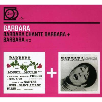 Barbara Chante Barbara / Barbara Vol.2
