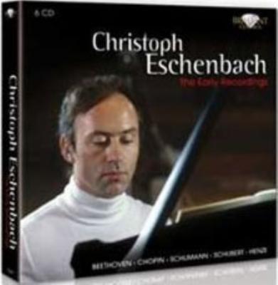 エッシェンバッハ DG録音集〜ベートーヴェン、ショパン、シューマン、シューベルト、ヘンツェ(6CD)