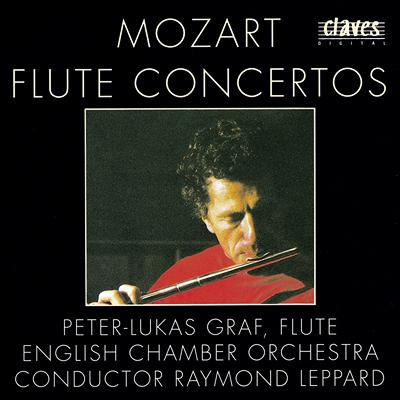 フルート協奏曲集 ルーカス・グラーフ、レッパード&イギリス室内管