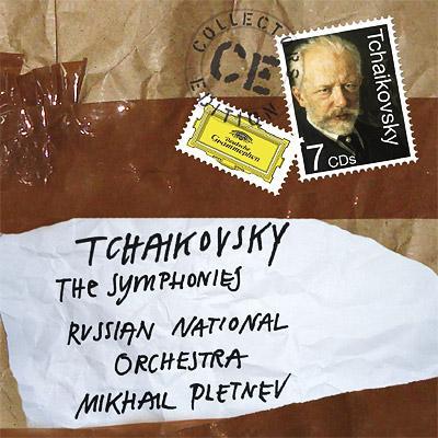 交響曲全集、管弦楽曲集 ミハイル・プレトニョフ&ロシア・ナショナル管弦楽団(7CD)