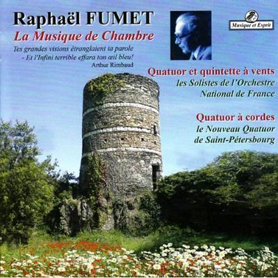 String Quartet, Wind Quintet: St Petersburg New Q French National O