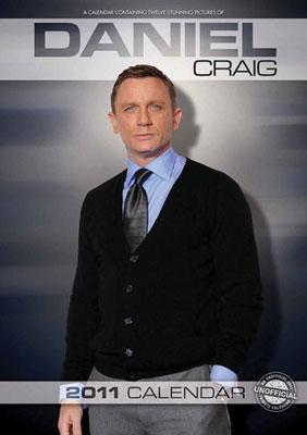 Daniel Craig / 2011年カレンダー(RS)