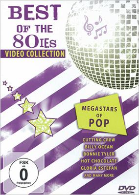 Best Of The 80ies Video Collection