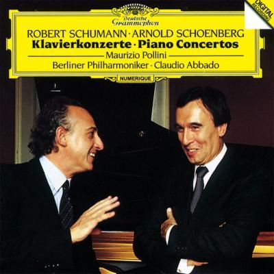 シューマン:ピアノ協奏曲、シェーンベルク:ピアノ協奏曲 ポリーニ、アバド&ベルリン・フィル