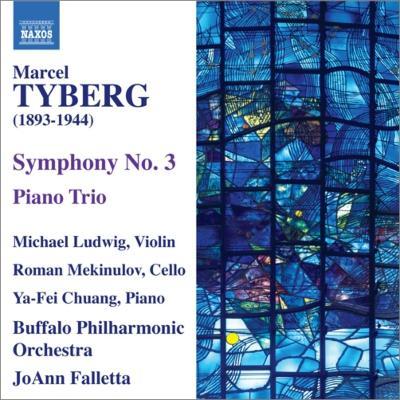 交響曲第3番、ピアノ三重奏曲 ファレッタ&バッファロー・フィル、ヤ=フェイ、M.ルートヴィヒ、メキヌコフ