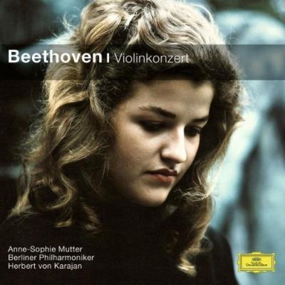 ヴァイオリン協奏曲 ムター、カラヤン&ベルリン・フィル