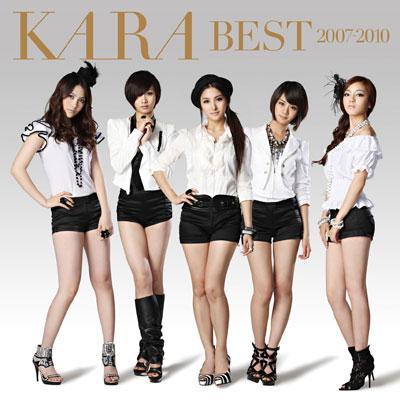 KARA BEST 2007-2010 (+DVD)