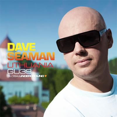 Gu39: Dave Seaman -Lithuania