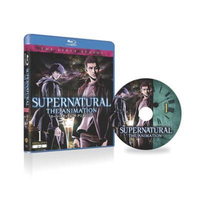 SUPERNATURAL THE ANIMATION <ファースト・シーズン> Vol.1