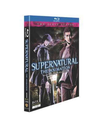SUPERNATURAL THE ANIMATION <ファースト・シーズン> コレクターズBOX1