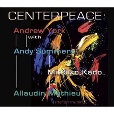 Centerpeace: Andrew York A.mathieu A.summers(G)門光子(P)