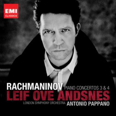 ピアノ協奏曲第3番、第4番 アンスネス、パッパーノ&ロンドン響
