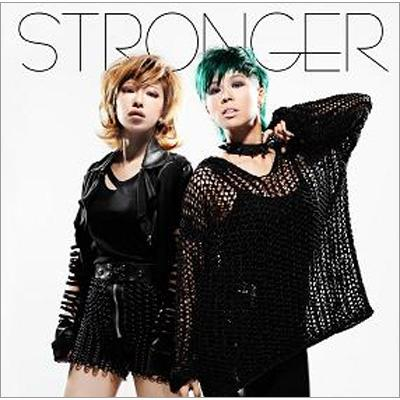 STRONGER feat.加藤ミリヤ