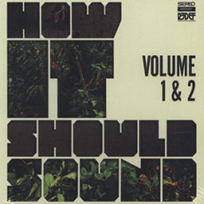 How It Should Sound Vol.1 & 2
