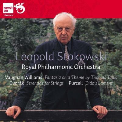 ヴォーン・ウィリアムズ:タリス幻想曲、ドヴォルザーク;弦楽セレナード、パーセル:ディドーの嘆き ストコフスキー&ロイヤル・フィル