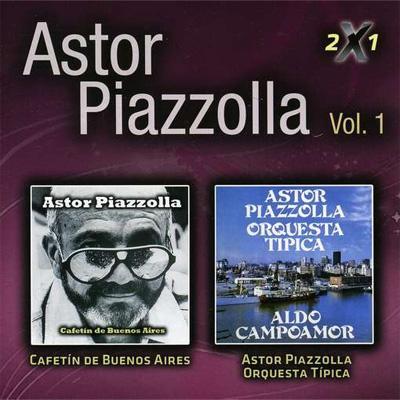 2 X 1 Cafetin De Buenos Aires / Astor Piazzolla Orquesta Tipica