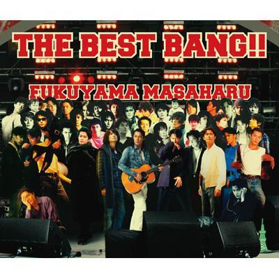 THE BEST BANG!! 【3CD+シングルCD+特製グッズ(スペシャル・タオル) 限定生産盤】