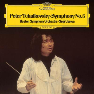 交響曲第5番 小澤征爾&ボストン交響楽団