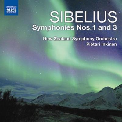 交響曲第1番、第3番 インキネン&ニュージーランド交響楽団