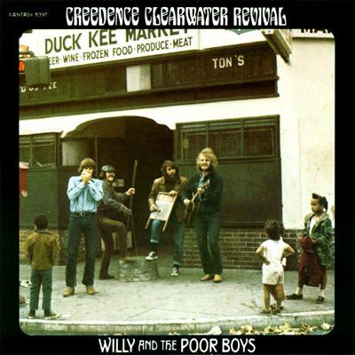 Willy And The Poor Boys (40th Anniversary Edition)+3