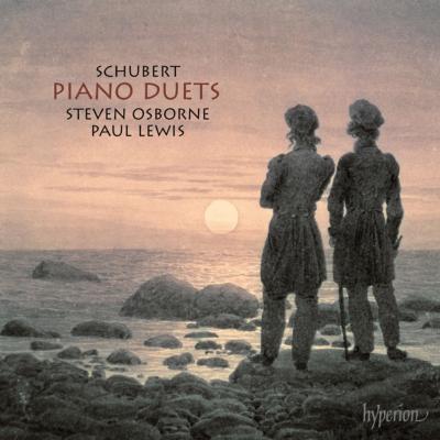ピアノ・デュエット集 スティーヴン・オズボーン、ポール・ルイス