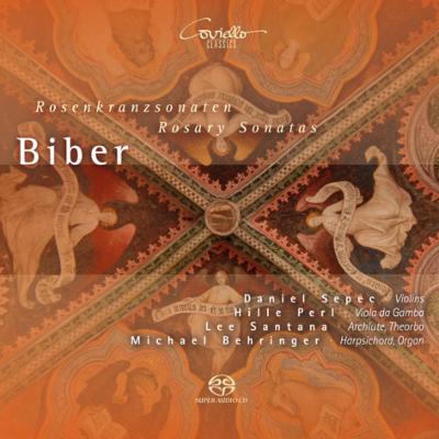 『ロザリオのソナタ』全曲 ゼペック、ヒレ・パール、リー・ サンタナ、ベーリンガー(2SACD)