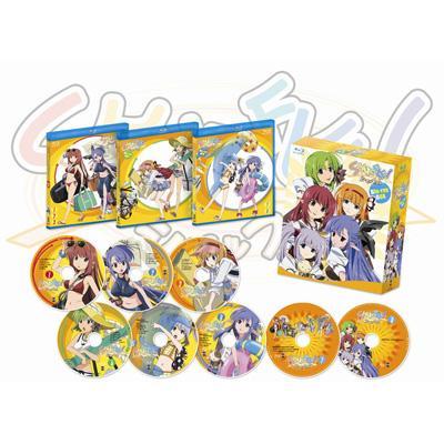 Shuffle! Blu-ray BOX