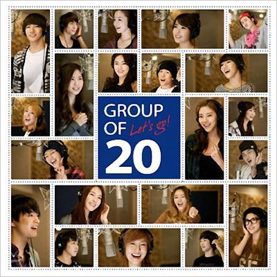 Group Of 20 -Let's Go