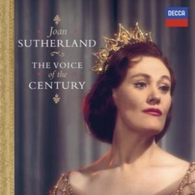世紀の歌声〜ジョーン・サザーランド、名オペラ・アリア集(2CD)