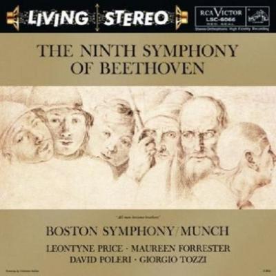 交響曲第9番『合唱』 ミュンシュ&ボストン交響楽団