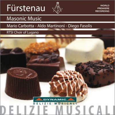 フリーメイソンのための音楽 ファソリス&スイス・イタリア語放送男声合唱団