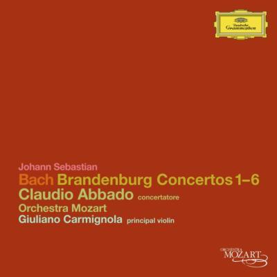 Brandenburg Concerto, 1-6: Abbado / Orchestra Mozart Carmignola Petri Dantone