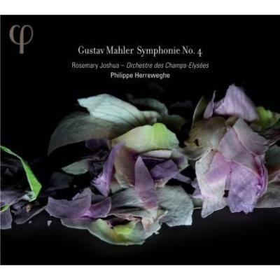 交響曲第4番 ヘレヴェッヘ&シャンゼリゼ管弦楽団、ジョシュア(日本語解説付)